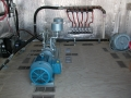 Air sparging remediation system