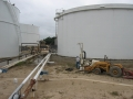 Chemical injection at bulk fuel terminal