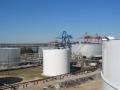 Bulk fuel terminal site